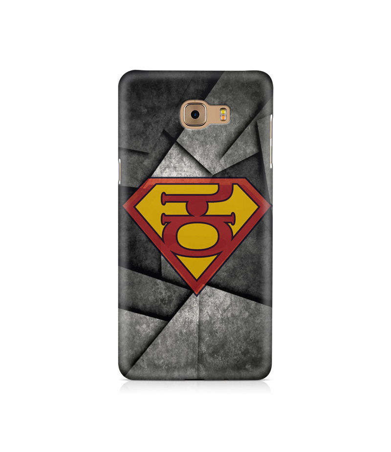 Super Kannadiga Premium Printed Case For Samsung Galaxy C9 Pro
