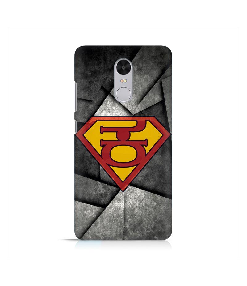 Super Kannadiga Premium Printed Case For Xiaomi Redmi Note 4