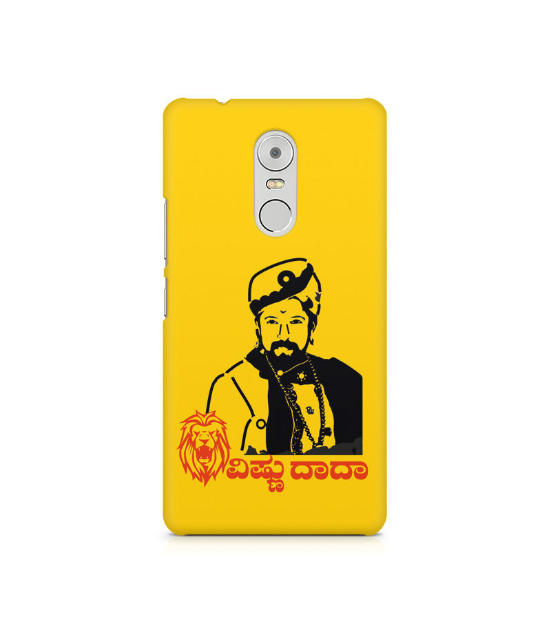 Swami Vivekanada Premium Printed Case For  Lenovo K6 Note