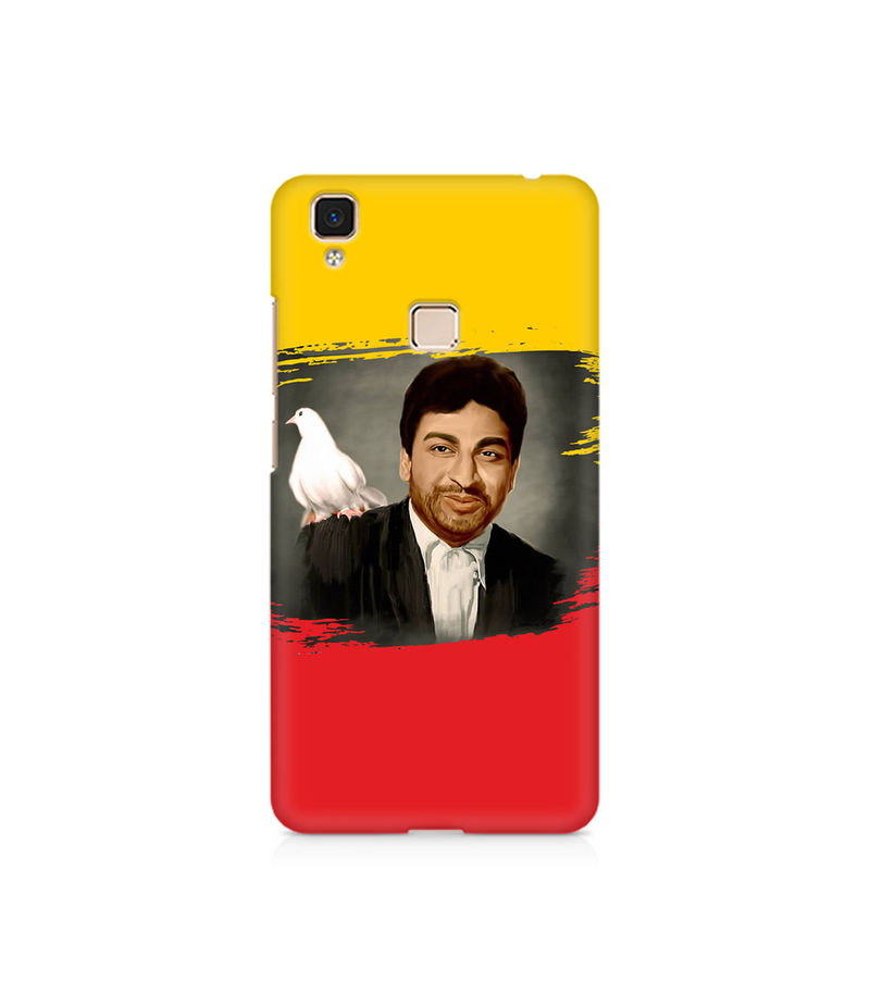 Dr Rajkumar Premium Printed Case For Vivo V3 Max