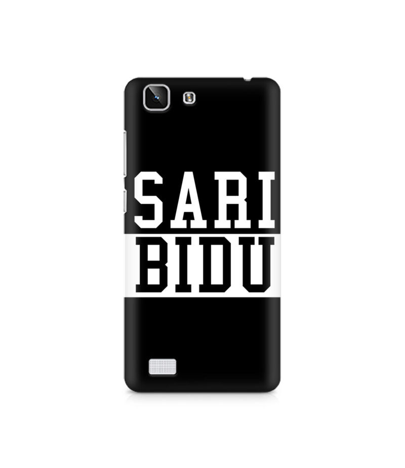Sari Bidu Premium Printed Case For Vivo X5