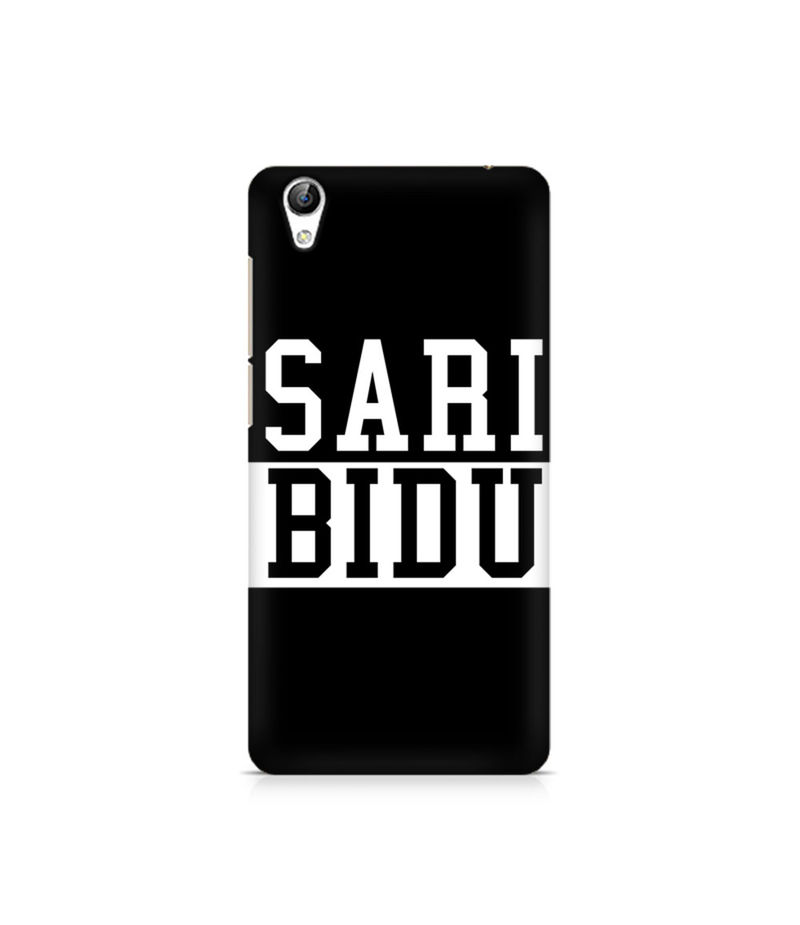 Sari Bidu Premium Printed Case For Vivo Y51L