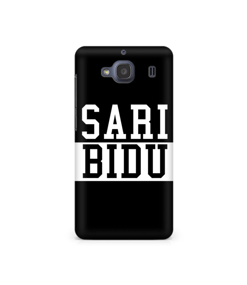 Sari Bidu Premium Printed Case For Xiaomi Redmi 2