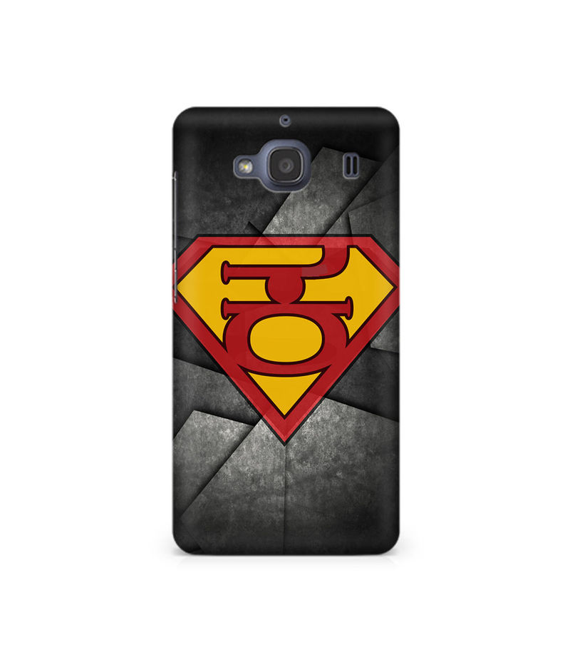 Super Kannadiga Premium Printed Case For Xiaomi Redmi 2