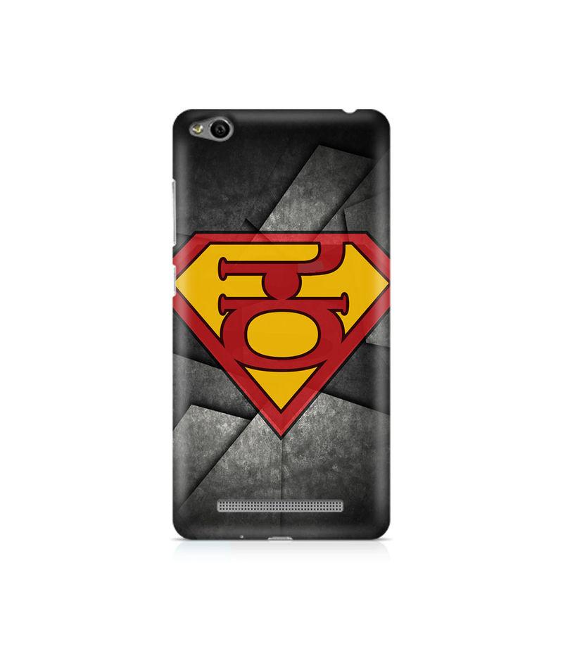 Super Kannadiga Premium Printed Case For Xiaomi Redmi 3s