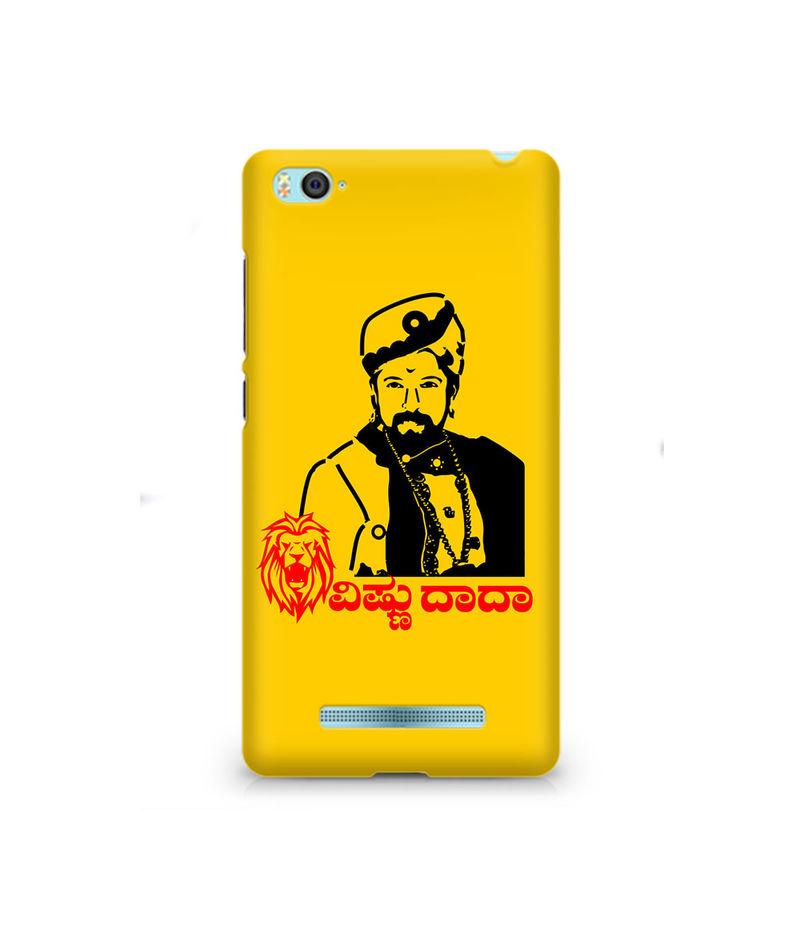 Sahas Simha Vishnu Dada Premium Printed Case For Xiaomi Redmi Mi4i