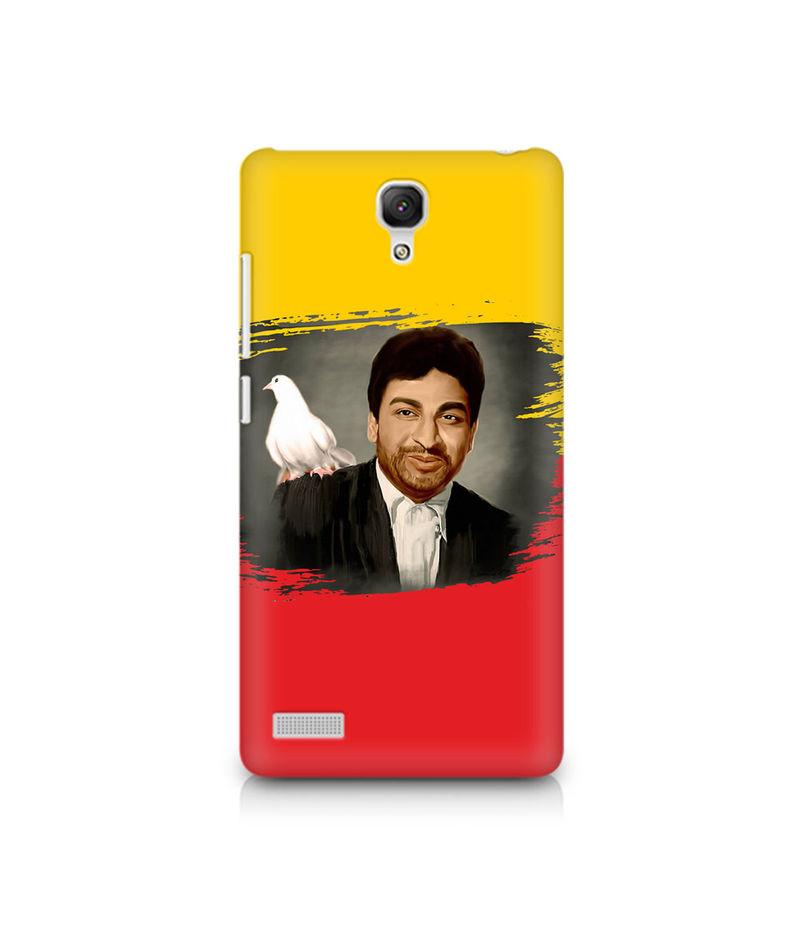 Dr Rajkumar Premium Printed Case For Xiaomi Redmi Note