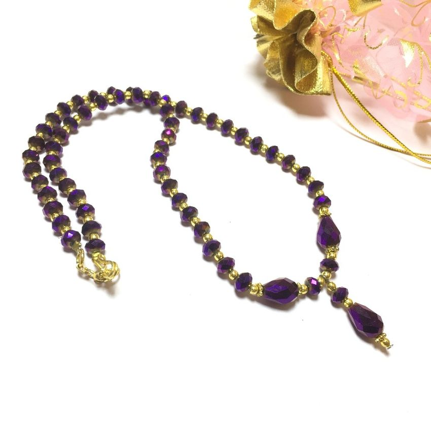 sale crystal beads chains chain pearls bharatjewel home