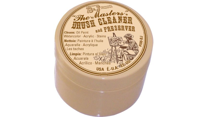General's The Masters Brush Cleaner & Preserver - 1 oz (28.30 gms)