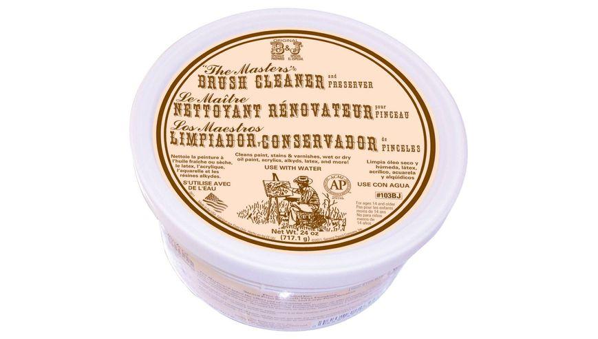 General's The Masters Brush Cleaner & Preserver - 24 oz Tub (717.10 gms)