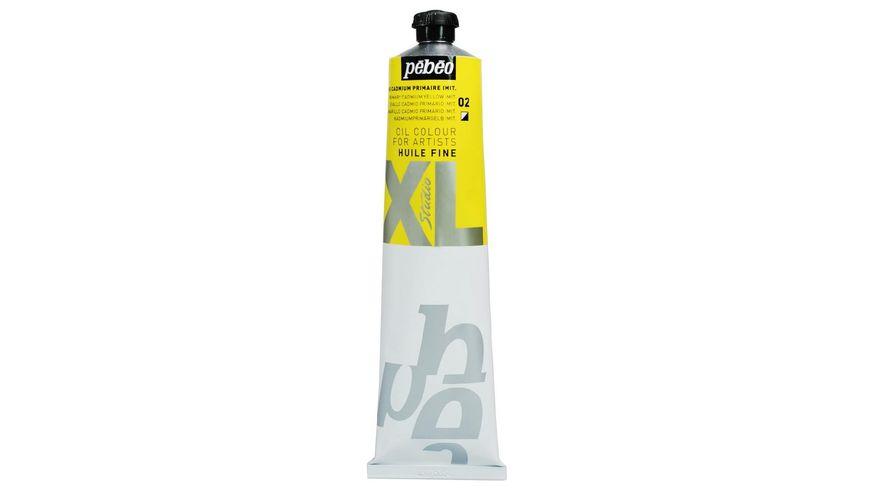 Pebeo XL Fine Oil 200 ML Primary Cadmium Yellow Hue 02
