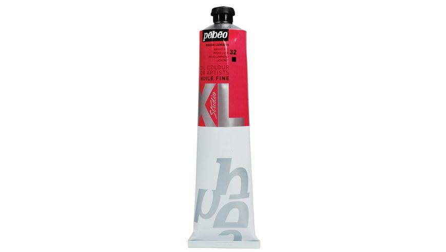 Pebeo XL Fine Oil 200 ML Bright Red 32