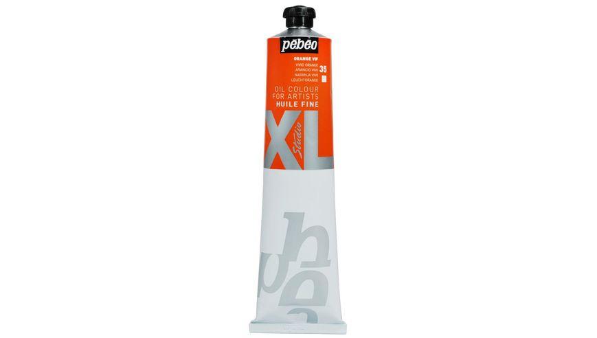 Pebeo XL Fine Oil 200 ML Vivid Orange 35