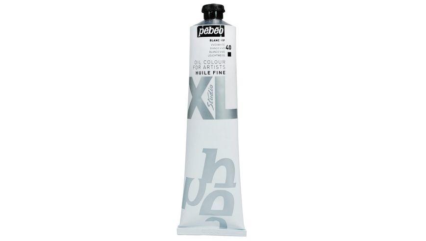 Pebeo XL Fine Oil 200 ML Vivid White 40