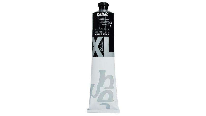 Pebeo XL Fine Oil 200 ML Payne'S Grey 45