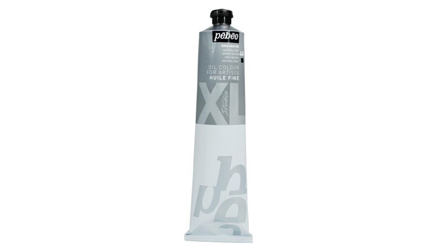 Pebeo XL Fine Oil 200 ML Neutral Grey 48