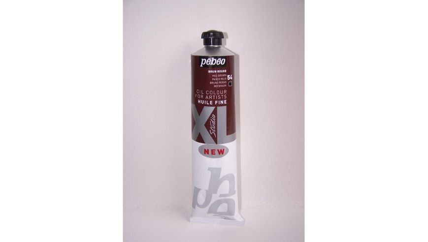 Pebeo XL Fine Oil 200 ML Red Brown 54