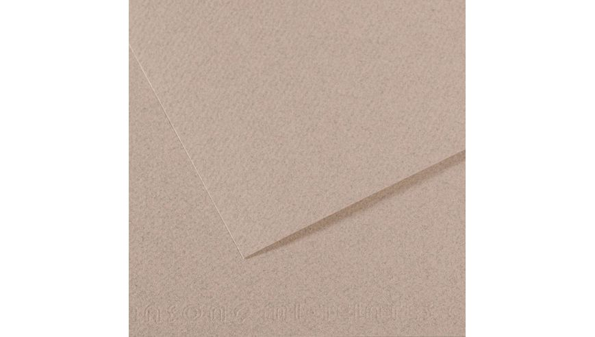 Canson Mi-Teintes 160 GSM 55 x 75 cm Pack of 25 Honeycomb & Fine Grain Sheets - Moonstone