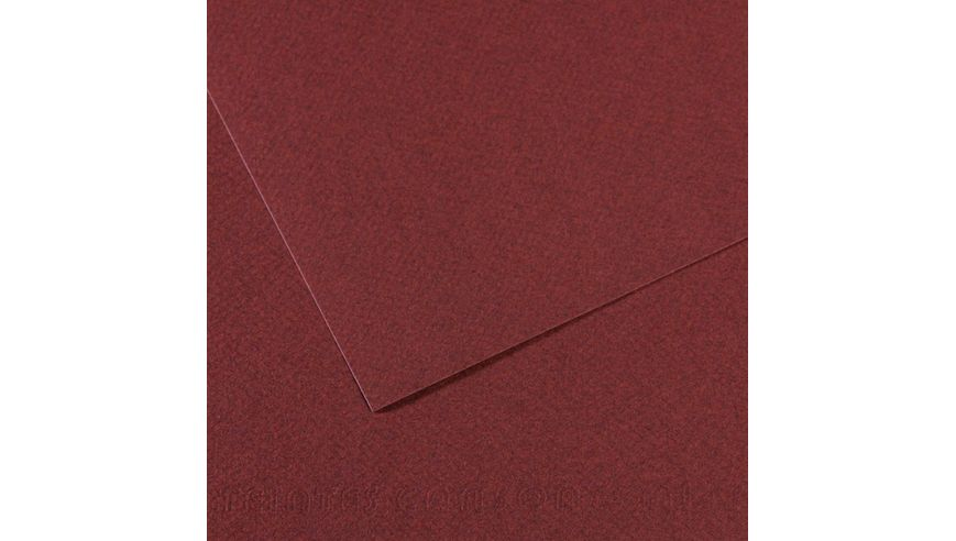Canson Mi-Teintes 160 GSM 55 x 75 cm Pack of 25 Honeycomb & Fine Grain Sheets - Wineless