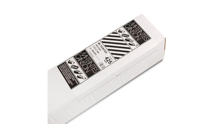 Canson Mi-Teintes 160 GSM 152 x 1000 cm Honeycomb & Fine Grain Roll - Black