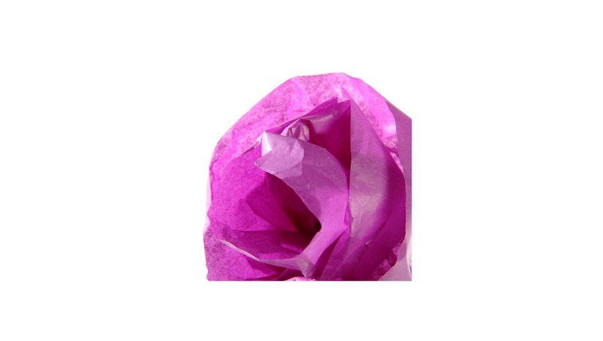 Canson Silk / Tissue Paper Roll - 20 GSM, 50 x 500 cm  - Violet