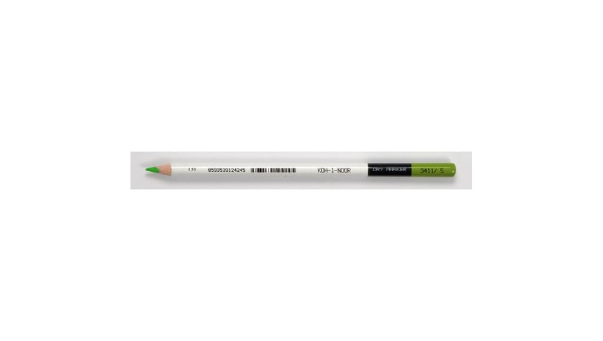 Koh-I-Noor Astra Neon Coloured Pencils - Neon Green