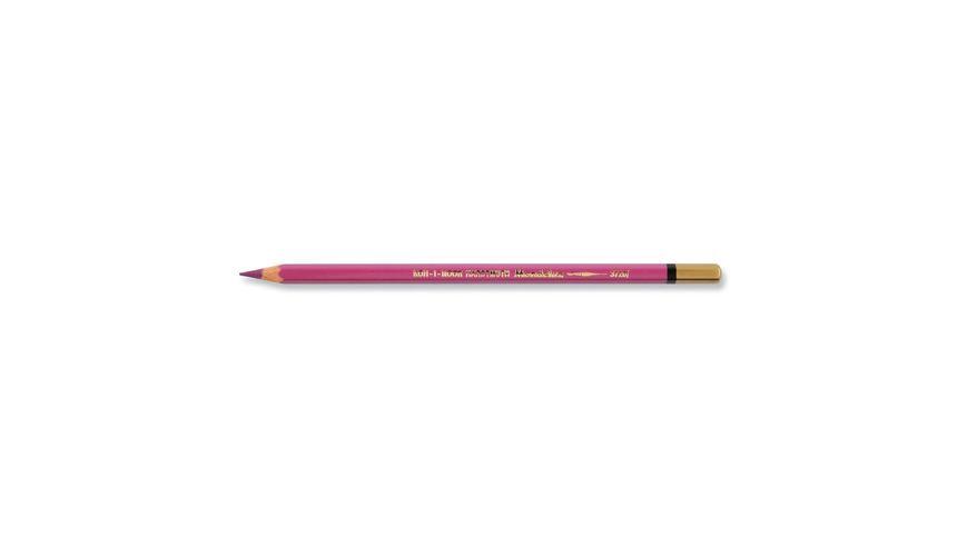 Koh-I-Noor Mondeluz Artist's Water Soluble Coloured Pencil - Light Violet