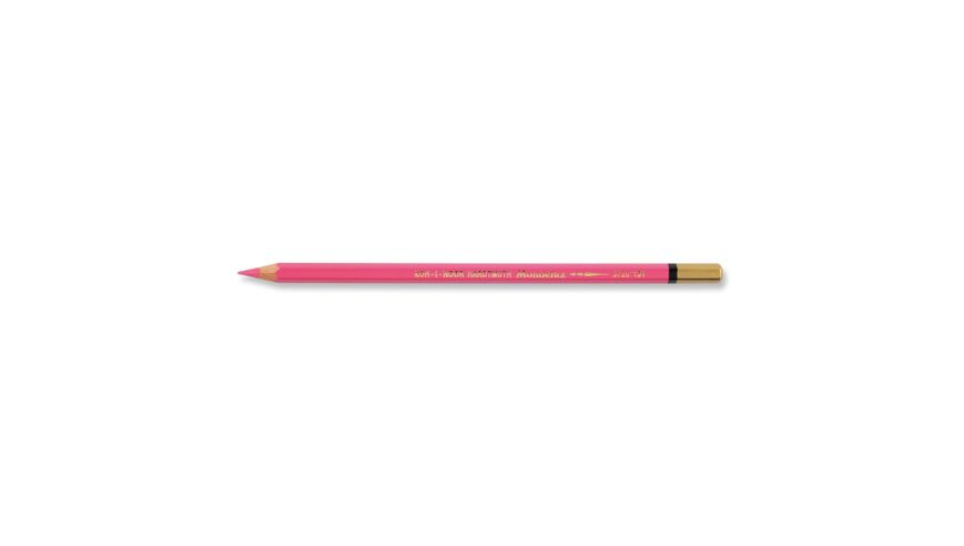 Koh-I-Noor Mondeluz Artist's Water Soluble Coloured Pencil - French Pink