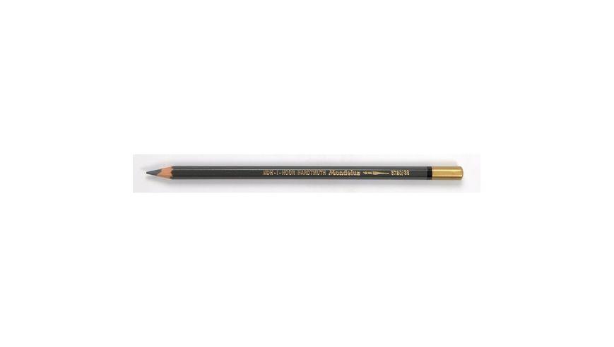 Koh-I-Noor Mondeluz Artist's Water Soluble Coloured Pencil - Cold Grey