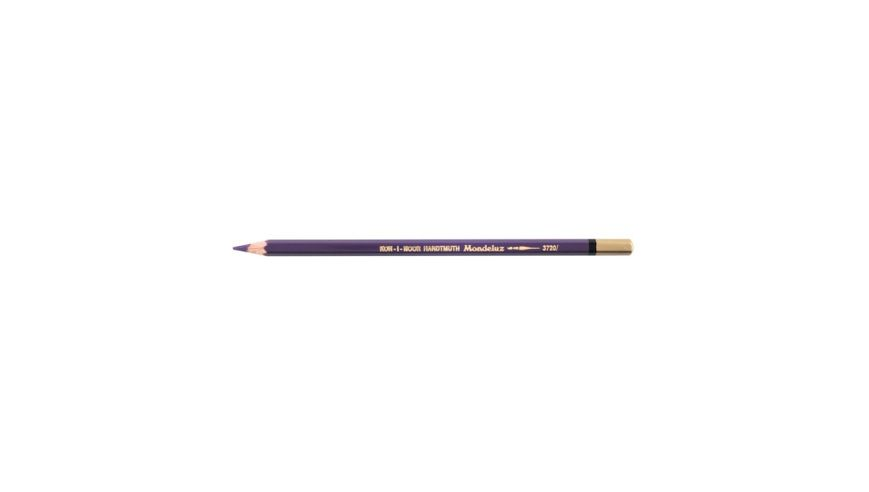 Koh-I-Noor Mondeluz Artist's Water Soluble Coloured Pencil - Delft Blue
