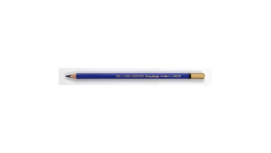 Koh-I-Noor Mondeluz Artist's Water Soluble Coloured Pencil - Permanent Blue