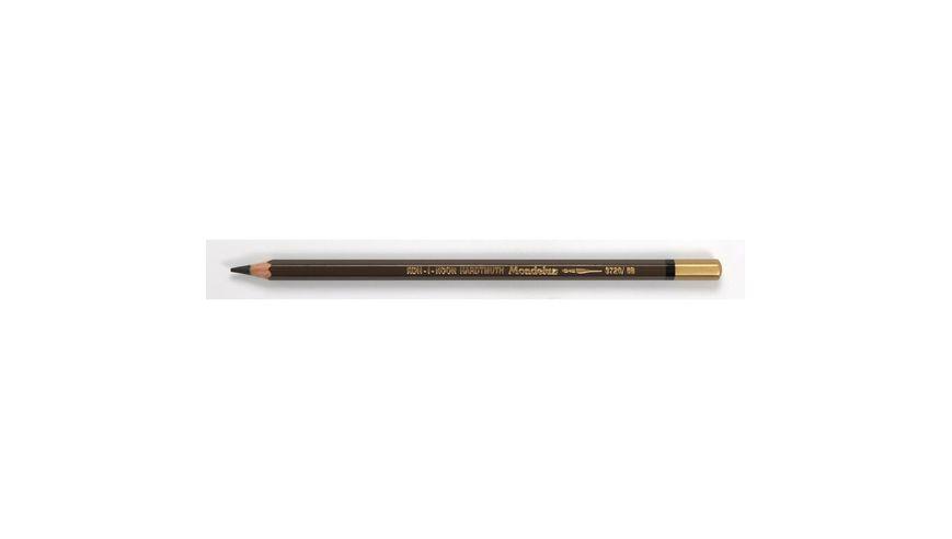 Koh-I-Noor Mondeluz Artist's Water Soluble Coloured Pencil - Burnt Umber