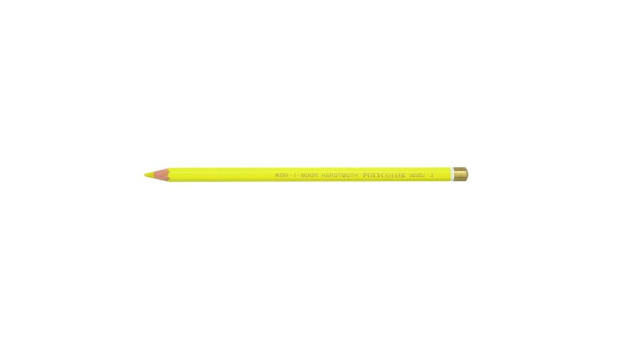 Koh-I-Noor Polycolor Artist's Coloured Pencil - Chrome Yellow