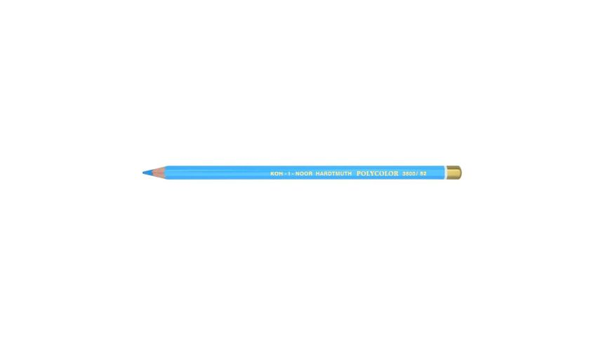 Koh-I-Noor Polycolor Artist's Coloured Pencil - Azure Blue