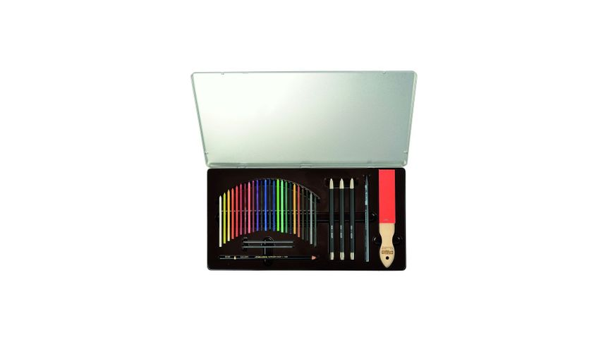 Koh-I-Noor Polycolor Drawing Art Set of 32 Pieces