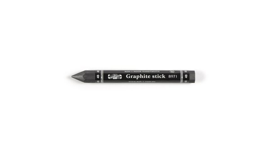 Koh-I-Noor Professional Woodless Extra Thick Graphite Pencil - 4B