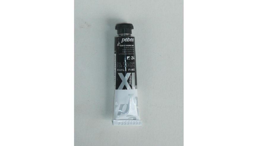 Pebeo XL Fine Oil 20 ML Ivory Black Imit. 24