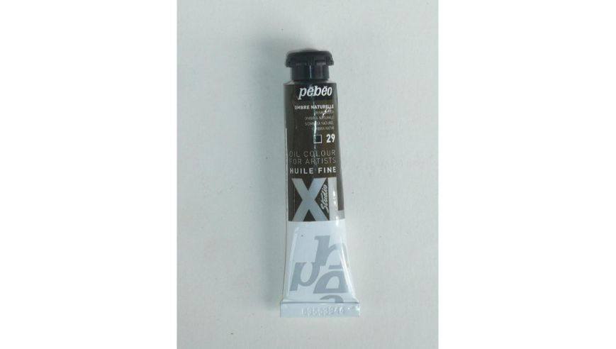 Pebeo XL Fine Oil 20 ML Raw Umber 29