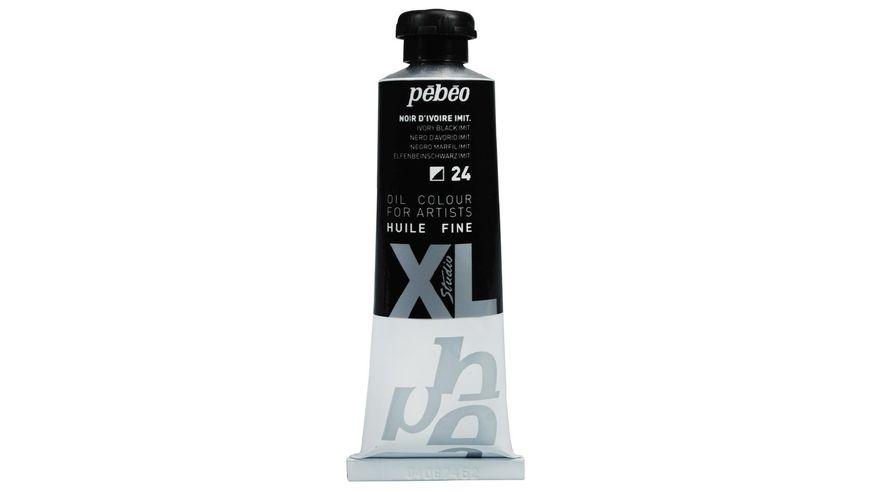 Pebeo XL Fine Oil 37 ML Ivory Black Imit. 24