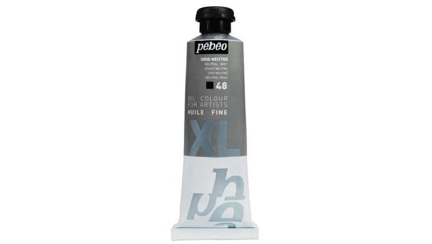 Pebeo XL Fine Oil 37 ML Neutral Grey 48