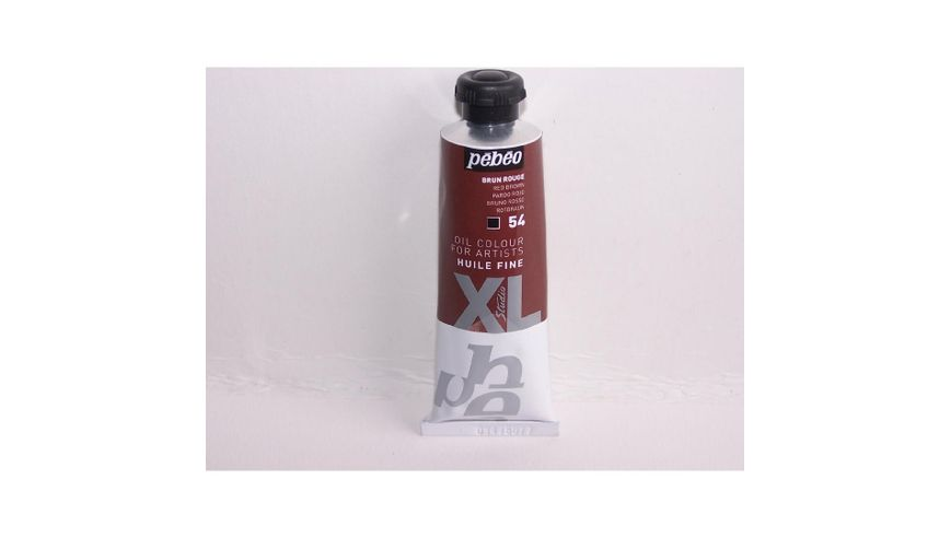 Pebeo XL Fine Oil 37 ML Red Brown 54
