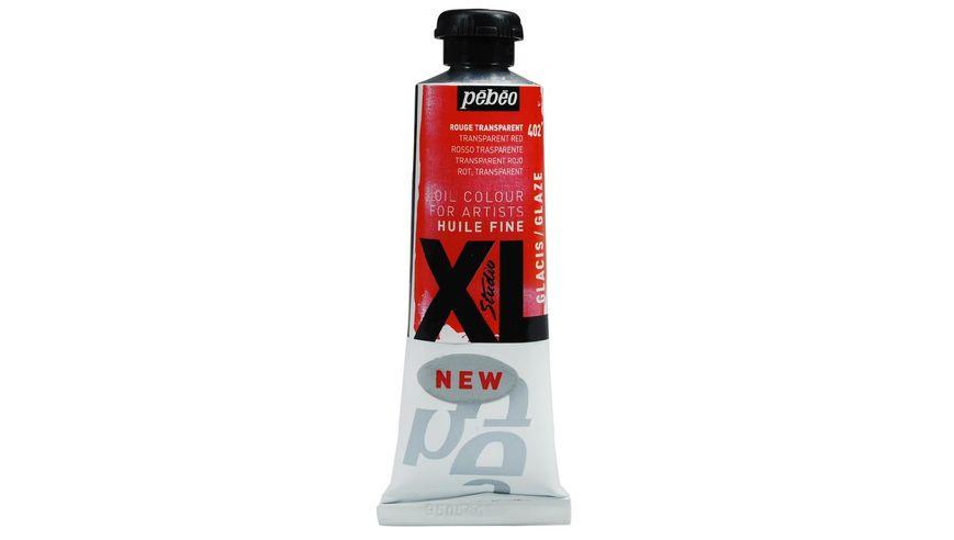 Pebeo XL Fine Oil 37 ML Glaze Red 402