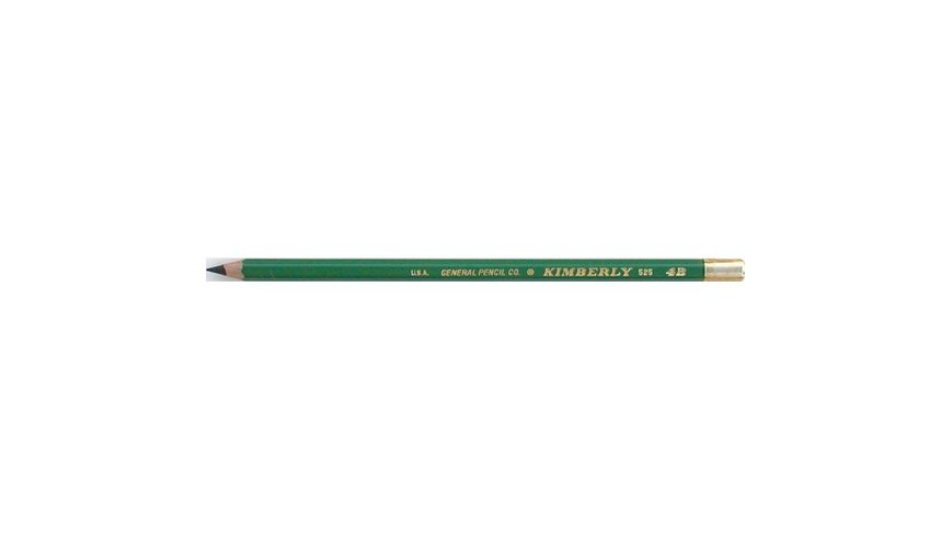 General's Kimberly Premium Graphite Drawing Pencil - 4B
