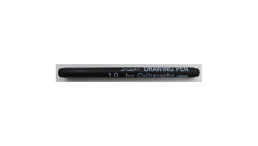 Snowman Calligraphy Pens - Black - 1.0