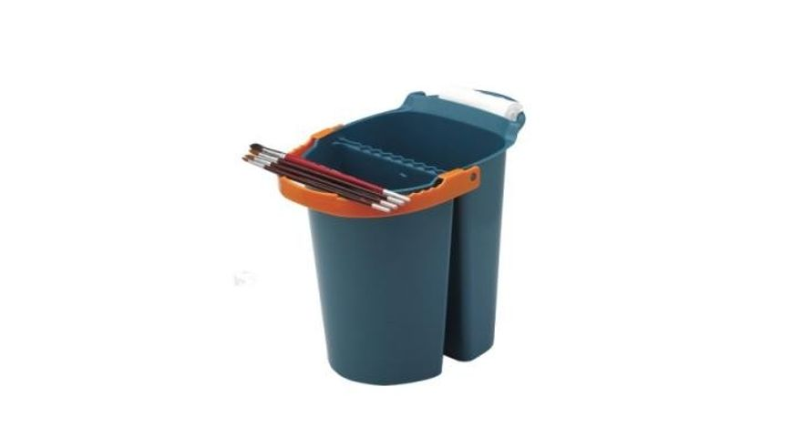 Mijello - Brush Washing Water Buckets - Multi 7L