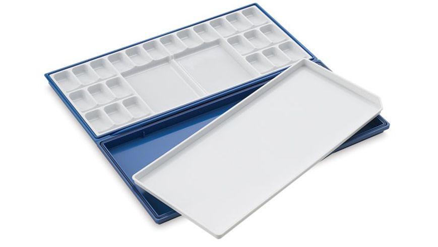 Mijello - Watercolour Palettes - Fusion Leakproof/Airtight 24 Wells