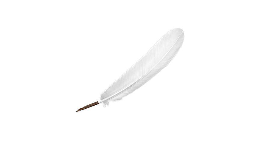 Manuscript Quill Pen - Ivory