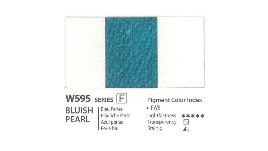 Mission Gold Professional Grade Extra-Fine Watercolour  - 15 ML - Bluish Pearl