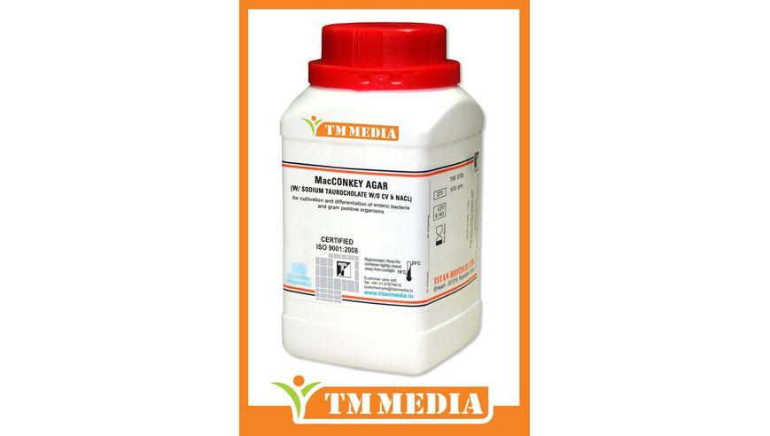 MacConkey Agar w/sodium taurocholate