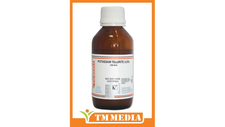 POTASSIUM TELLURITE 3.5% (10ml/vl)